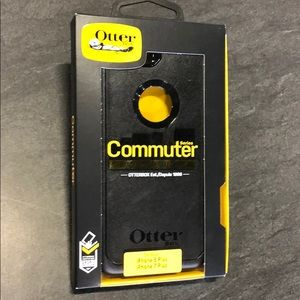 Otter Box Commuter for iPhone 7 Plus  & 8 Plus